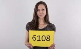 Czech Casting 6108 - 27 years old Veronika at casting