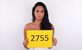 Czech Casting 2755 - 21 years old Tereza