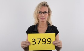 Czech Casting 3799 - 45 years old Ludmila