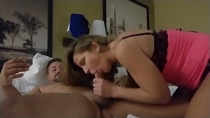 Real amateur couple from Ohie fucking on camera