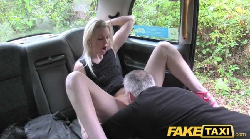 Fake Taxi Blonde Babe Fucked
