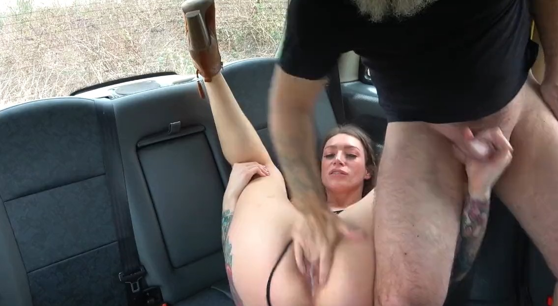 Fake Taxi - Hot milf squirts in taxi