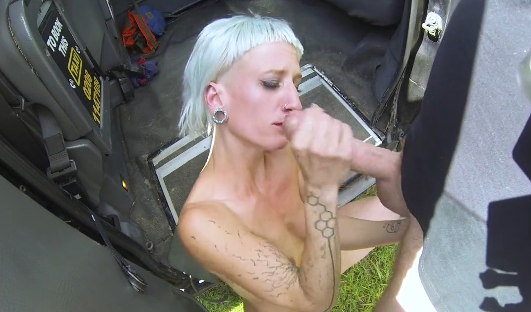 Fake Taxi - Blonde whore need sex and only one there is her driver