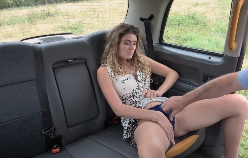 Fake Taxi - Hot ride in taxi with hot slut