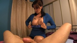 POV porn with his step mom