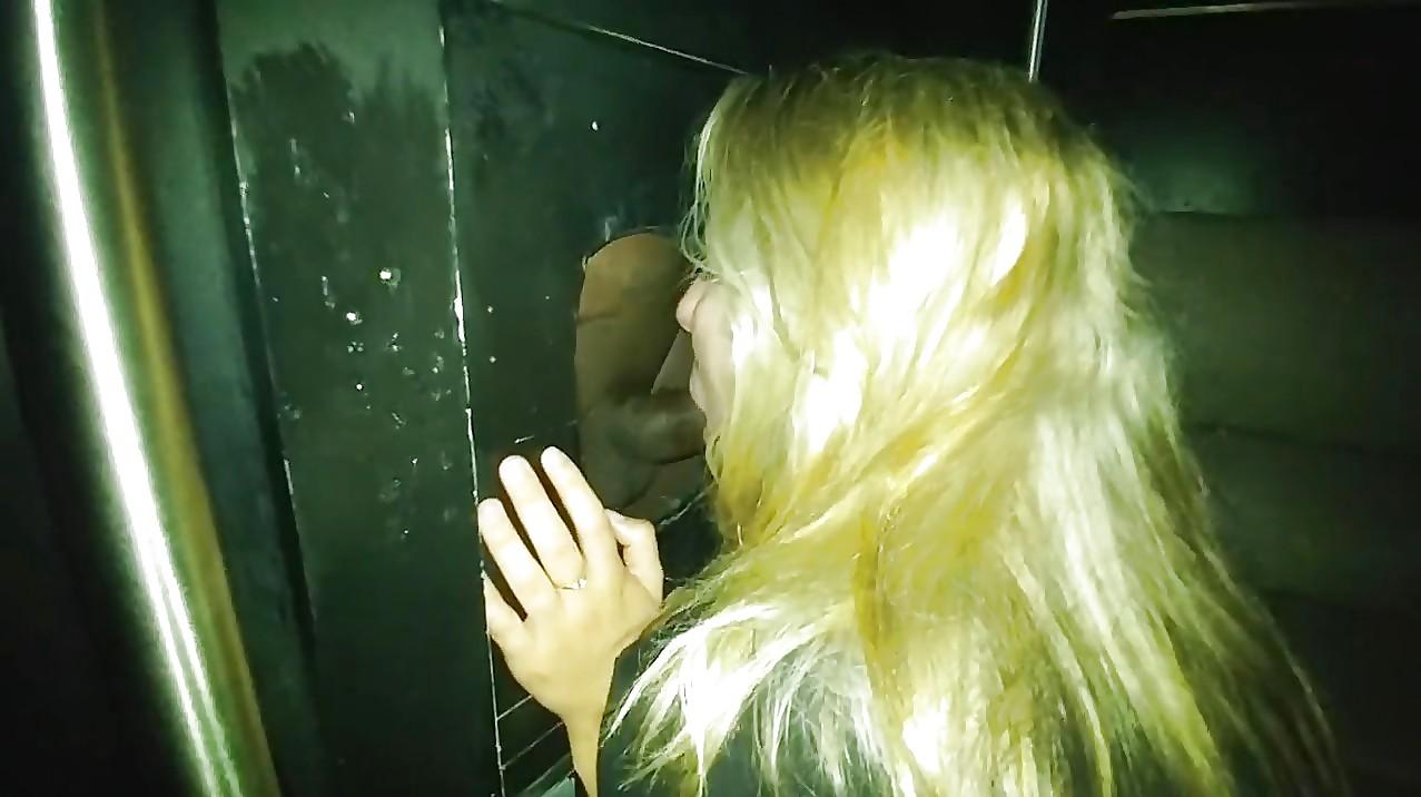 First gloryhole experience