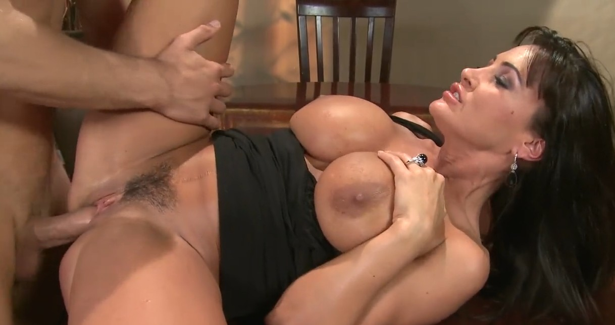 Brazzers - Eve Laurence with really huge tits wants his big cock