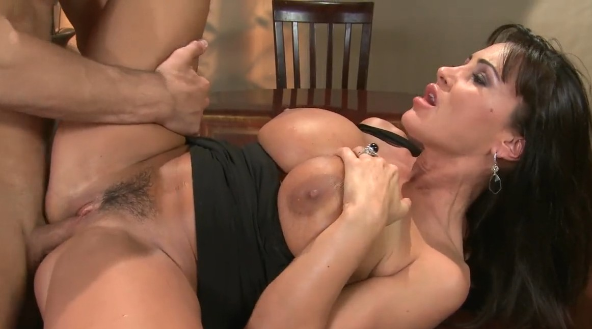 Brazzers - Busty slut Lisa Ann Enjoy huge cock today