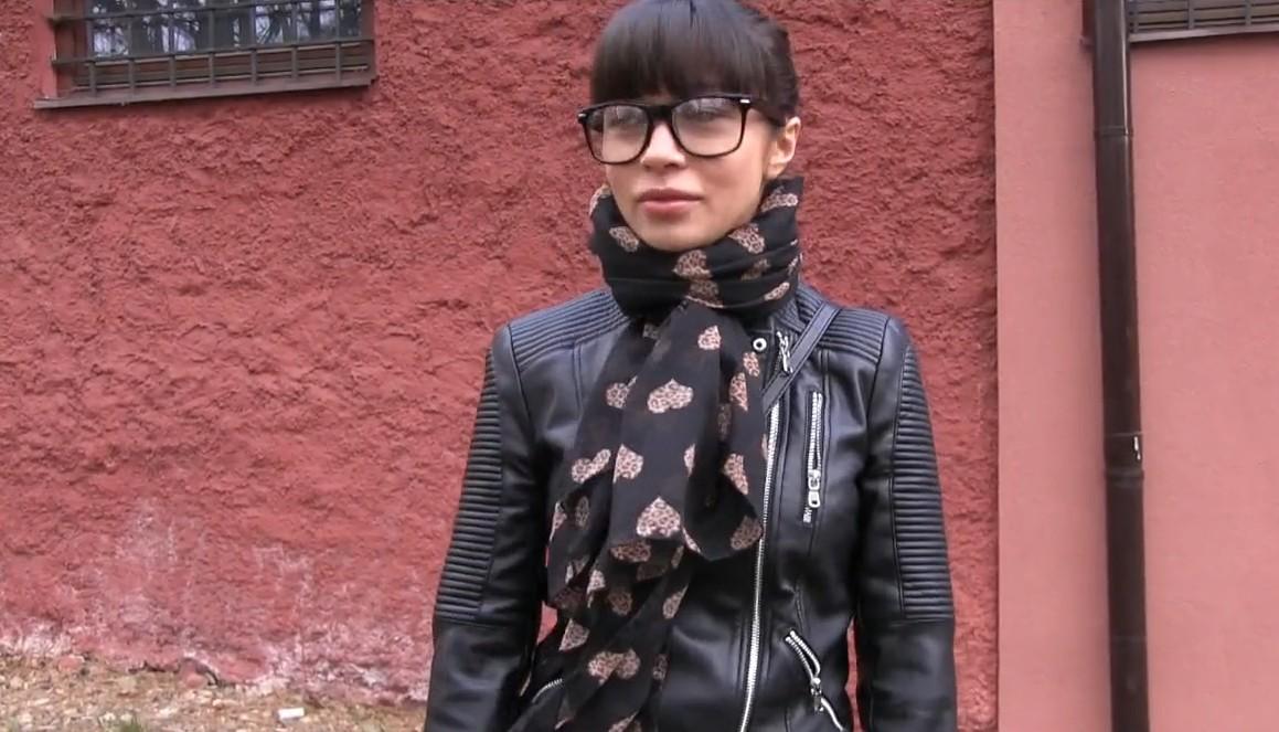 Public Agent - Russian teen enjoys hot sperm in pussy