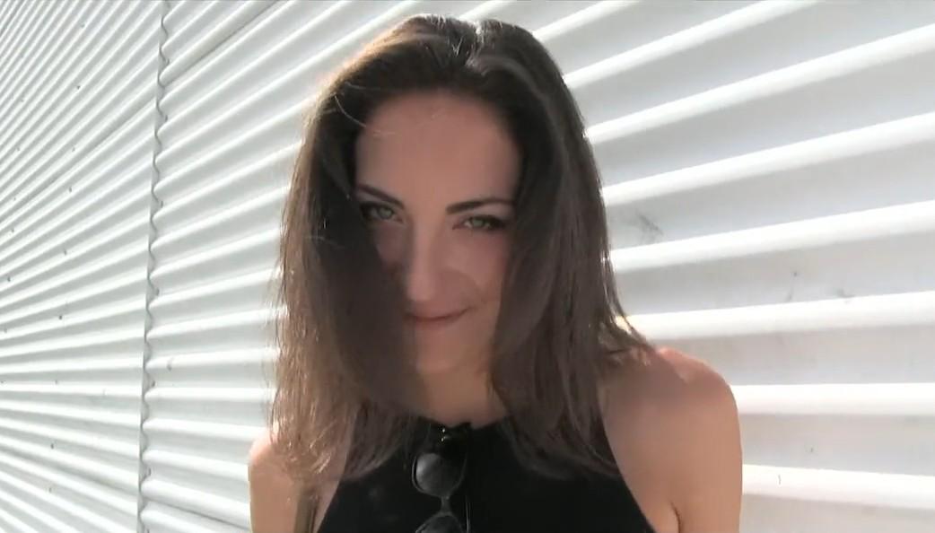 Public Agent - Slim czech brunette loves big dicks