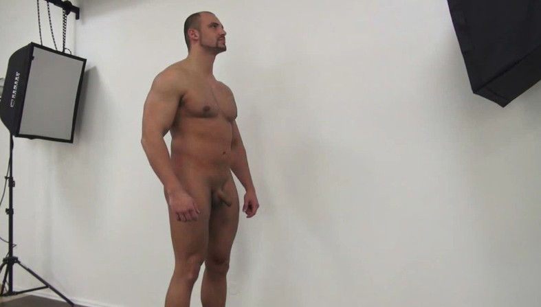 Czech Gay Casting 3490 - 25 years old Erik at gay casting