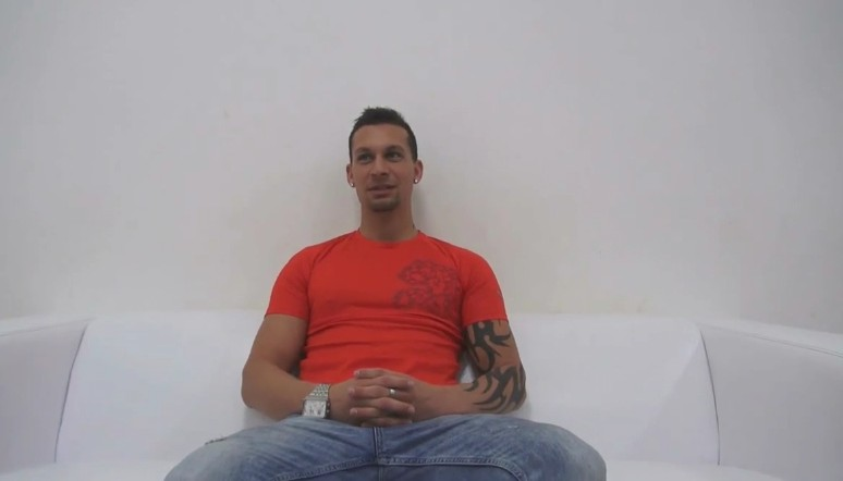 Czech Gay Casting 3465 - Michal at gay casting