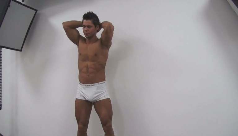 Czech Gay Casting 7794 - Pavel at gay casting