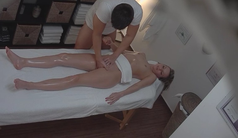 Czech Massage - Hot czech milf loves massages